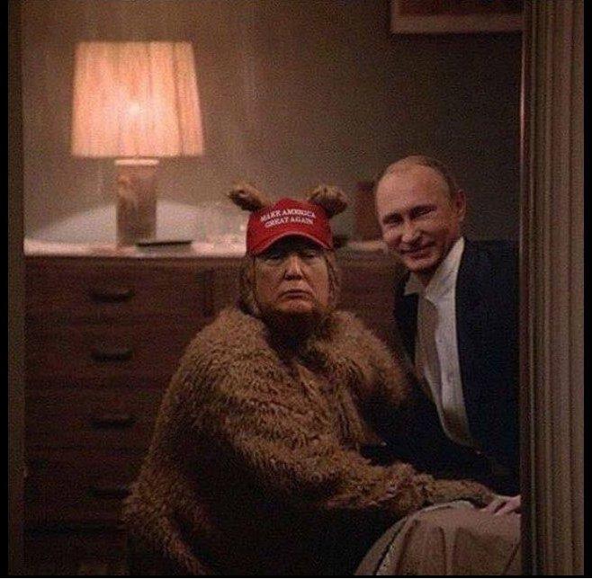 Trump_Shining